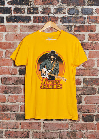 Gram Parsons & the Fallen Angels Unisex T-Shirt - Sugar Almond