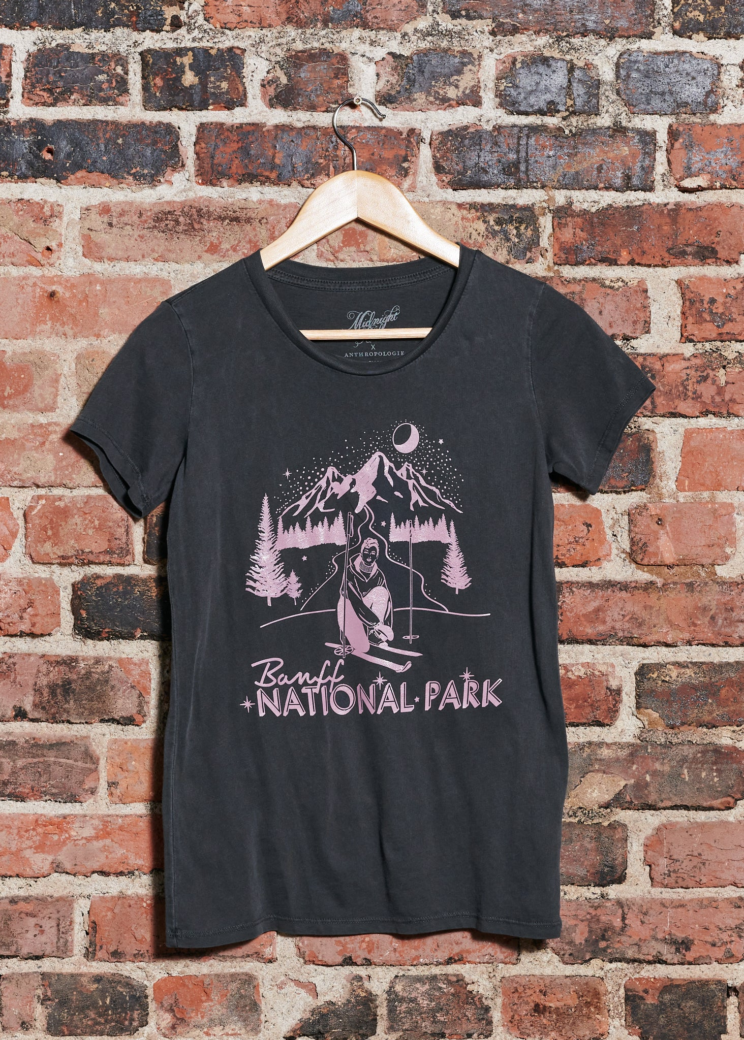 Banff National Park Women's Crew T-Shirt