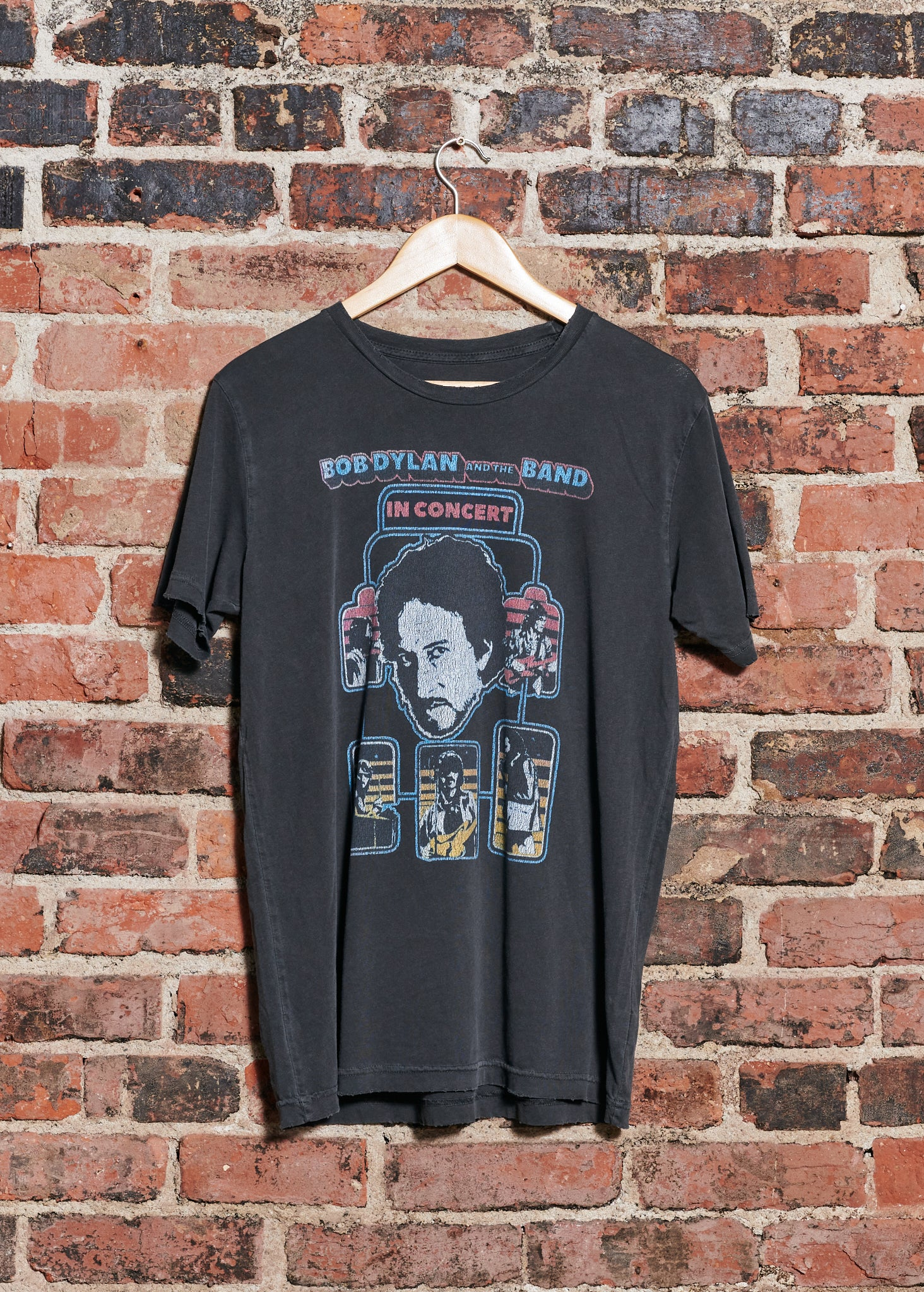 BOB DYLAN AND THE BAND IN CONCERT MEN'S CREW