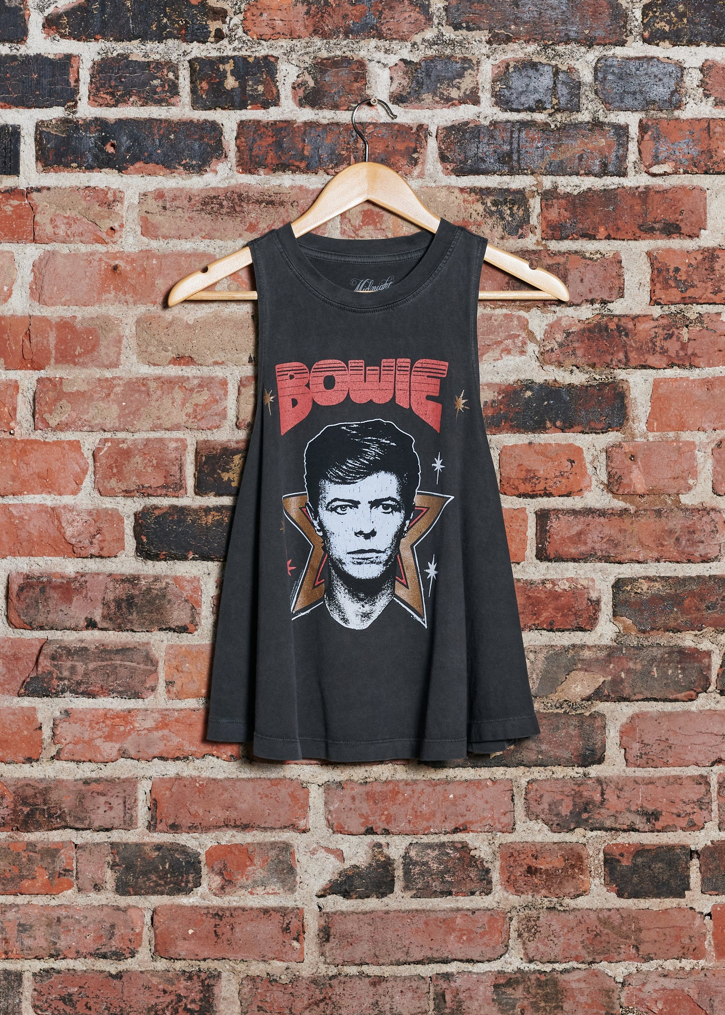 David Bowie Star Swing Tank