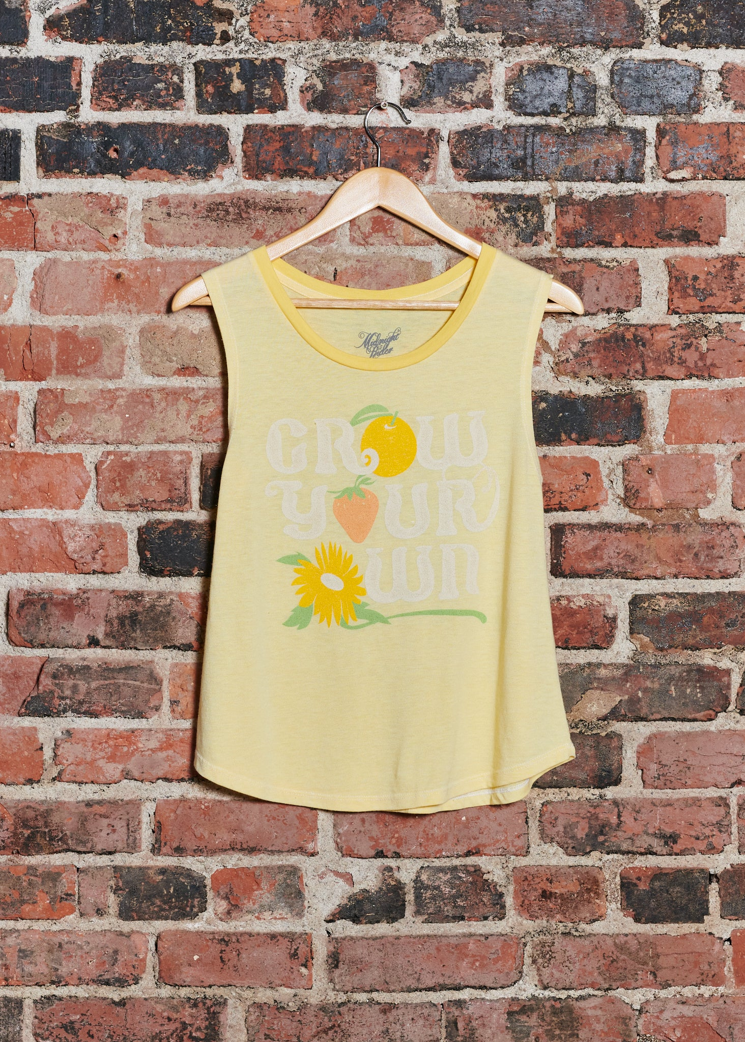 Grow Your Own Women's Muscle Tee