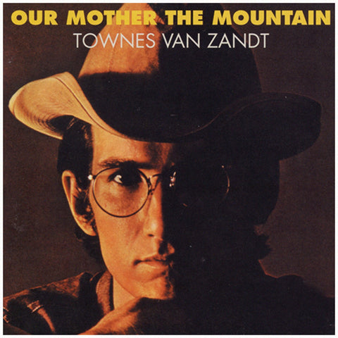 Townes Van Zandt - Our Mother The Mountain (LP) - Accessories - Midnight Rider