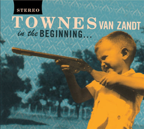 Towne Van Zandt - In the Beginning (LP) 180g -  - Midnight Rider