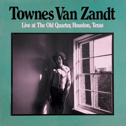 Townes Van Zandt - Live at the Old Quarter, Houston, Texas (Double LP) - Accessories - Midnight Rider
