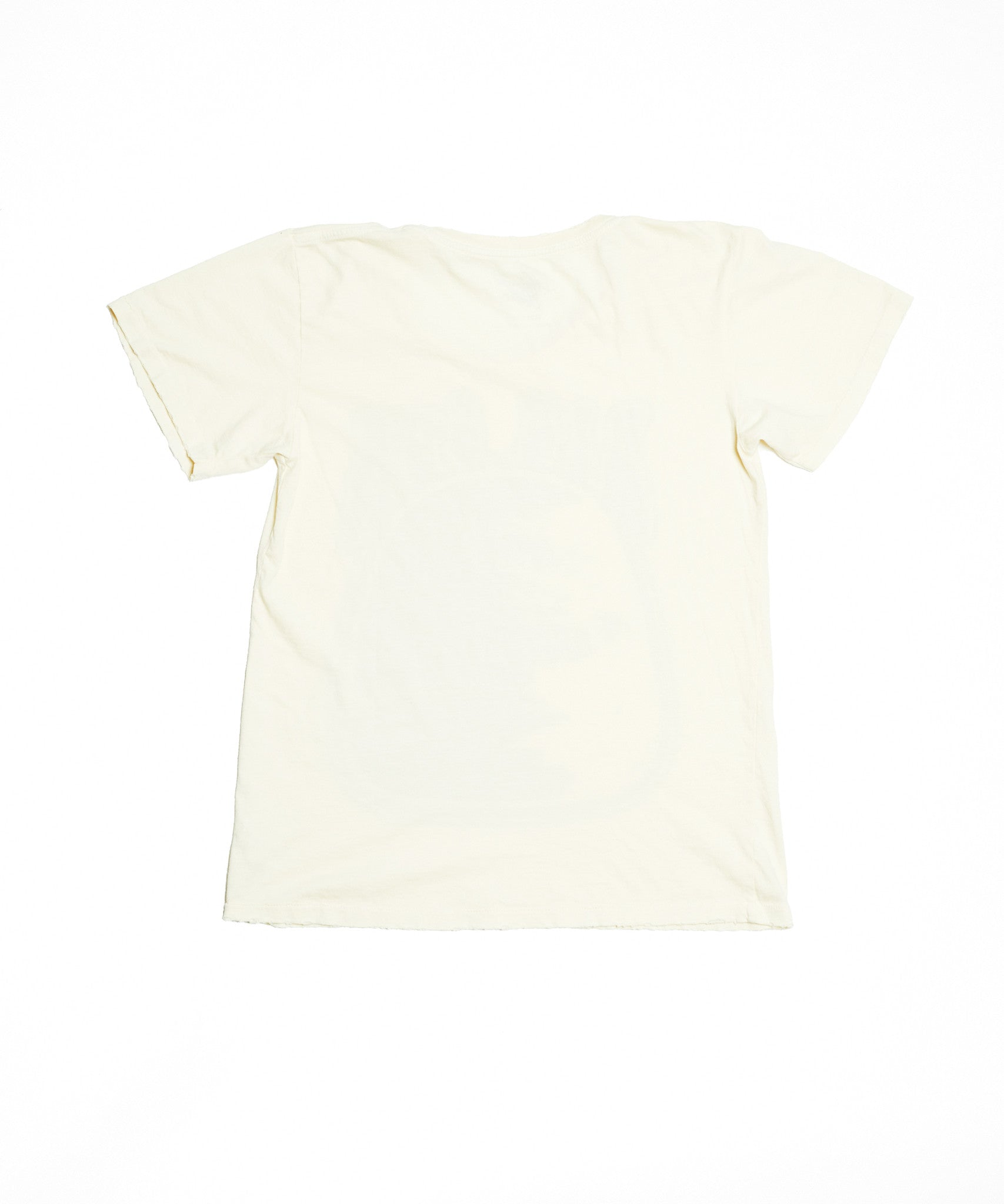 Big Sur Women's Crew - Dirty White - Women's Tee Shirt - Midnight Rider