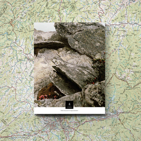 Collective Quarterly Issue 4: Pisgah - Accessories - Midnight Rider