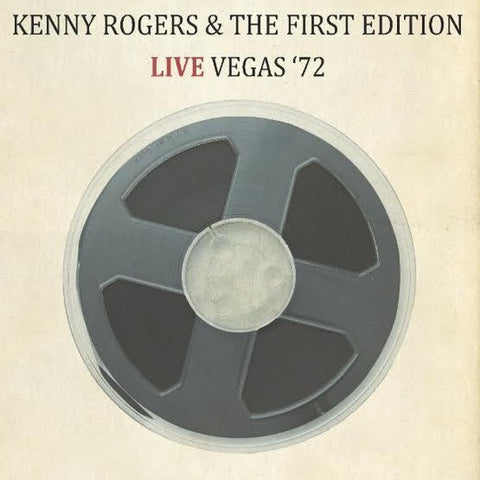 Kenny Rogers & The First Edition - Live in Vegas '72 (LP) - Accessories - Midnight Rider