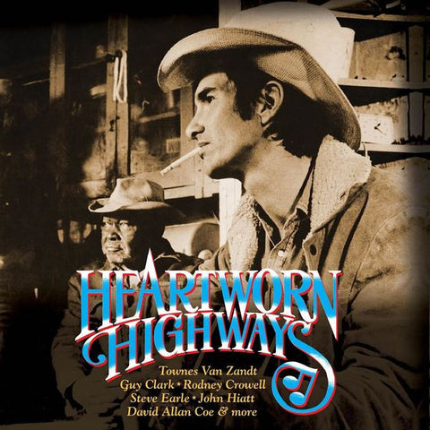 Heartworn Highways Original Soundtrack (Double LP) - Accessories - Midnight Rider