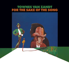 Townes Van Zandt - For the Sake of the Song (LP) 180g - Accessories - Midnight Rider