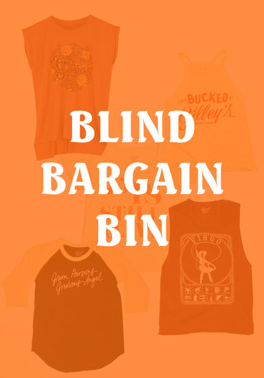 Midnight Rider Blind Bargain Bin - Women's Variety Pack - Women's Tee Shirt - Midnight Rider