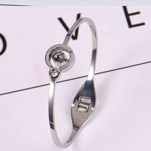 "ONE TIME OFFER - LUXURY 100 LANGUAGE ""I LOVE YOU"" BRACELET - Love Jewellery Official"