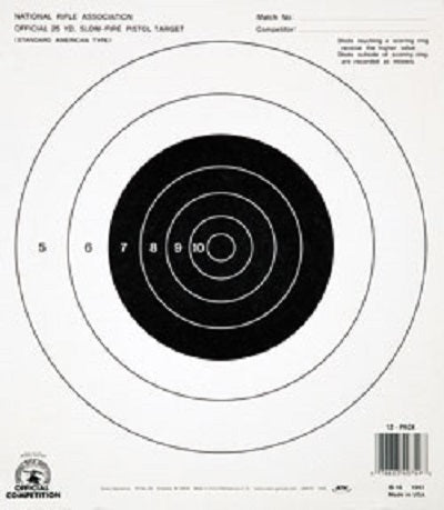Champion® Offcial NRA Targets