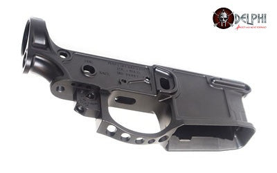 2A BALIOS LITE GEN 2 LOWER RECEIVER