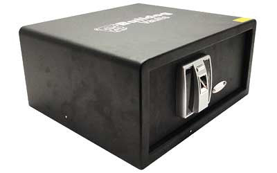 "Bulldog 14.5"" x 16.5"" x 8"" Biometric Fingerprint Pistol Vault"