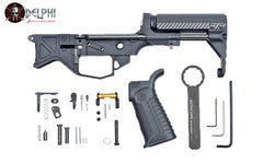 Battle Arms BAD-PDW MONOLITHIC PDW LOWER RECEIVER + VERT STOCK SYSTEM