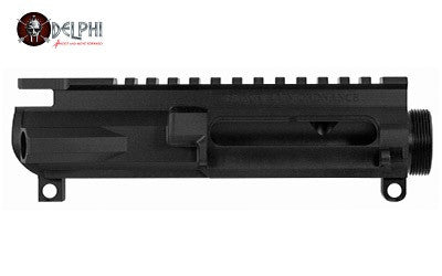 Black Rain Milled Upper Receiver
