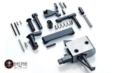 CMC AR-15 LOWER ASSEMBLY KIT, Flat