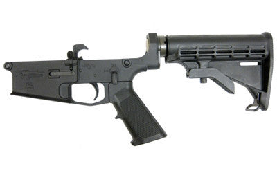 CMMG Mk3 Mod11, D, with M4 Stock (.308)