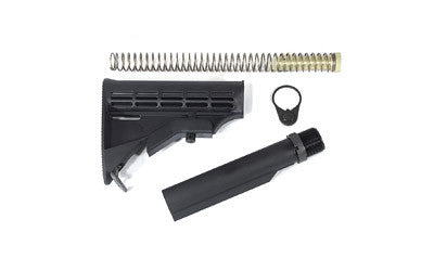 CMMG Receiver Extension and Stock Kit, Carbine, AR15