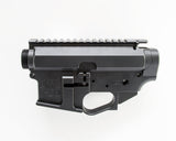 Delphi Tactical DP-15 AMBI Stripped Billet Lower Receiver, Combo Left Side