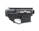 Delphi Tactical DP-15 AMBI Stripped Billet Lower Receiver, Combo Right Side