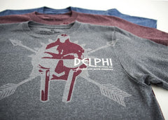"Delphi Tactical GLADIATE ""Man in the Arena"" T-Shirt"