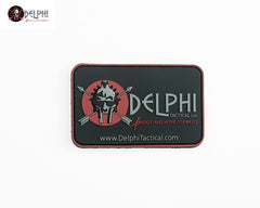Delphi Tactical GLADIATE PVC Patch (Rectangle)