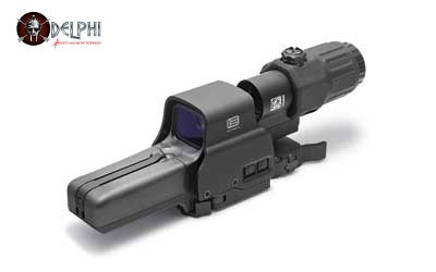 EOTech Holographic Hybrid Sight III™ 518.2 with G33.STS Magnifier