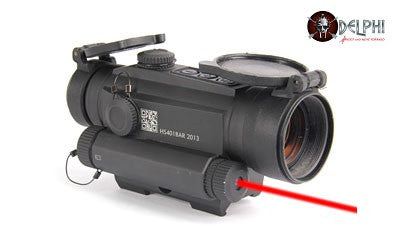 HOLOSUN HS401R5 Red Dot & Red laser