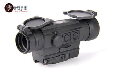 HOLOSUN HS402C Red Dot & Solar
