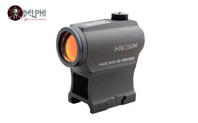 HOLOSUN HS403C Red dot & Solar