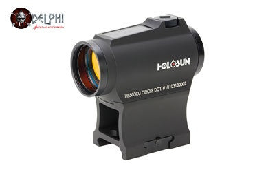 HOLOSUN HS503CU Circle Dot (Black Housing)