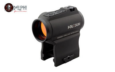 HOLOSUN HS503GU Circle Dot (Black Housing)