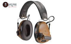 Peltor Comtac III Hearing Defender w/Gel Ear Cushions, Coyote