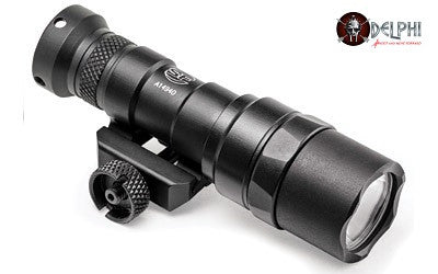 SureFire M300 Mini Scout Light® LED WeaponLight — Tailcap Switch Only