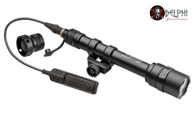 SureFire M600AA Scout Light® Rail-Mountable LED WeaponLight
