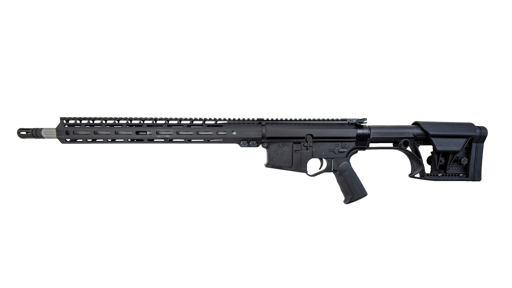 Delphi Tactical DP-10 AGINCOURT Rifle