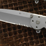Columbia River Knives and Tools M16-13T - Spear Point