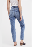 "</b>Free People<br><font size=""+1"">Mom Jean</font>"