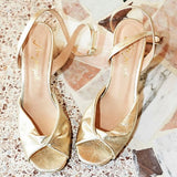 "<b>Free People</b><br><font size=""+1"">Shine On Heel</font>"