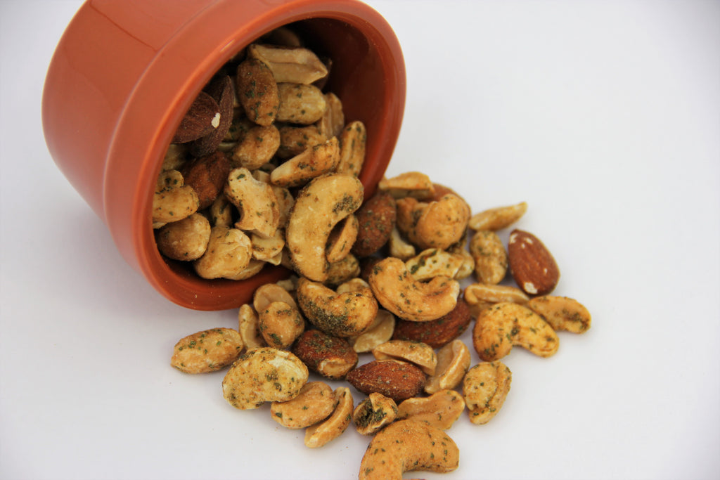 Chilli & Lime Nut Mix 41g