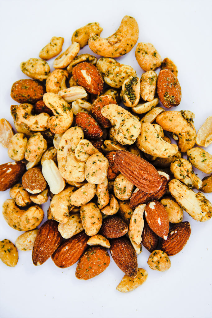 Chilli & Lime Nut Mix 6 pack