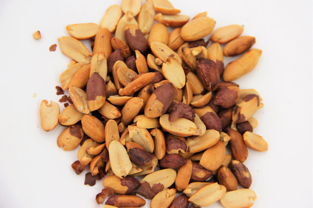 Sun Roasted Redskin Peanuts 41g