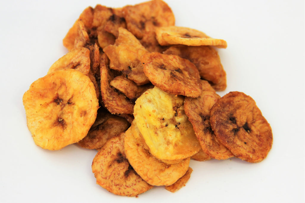 Lightly Salted Plantain Crisps 35g X 1 pieces