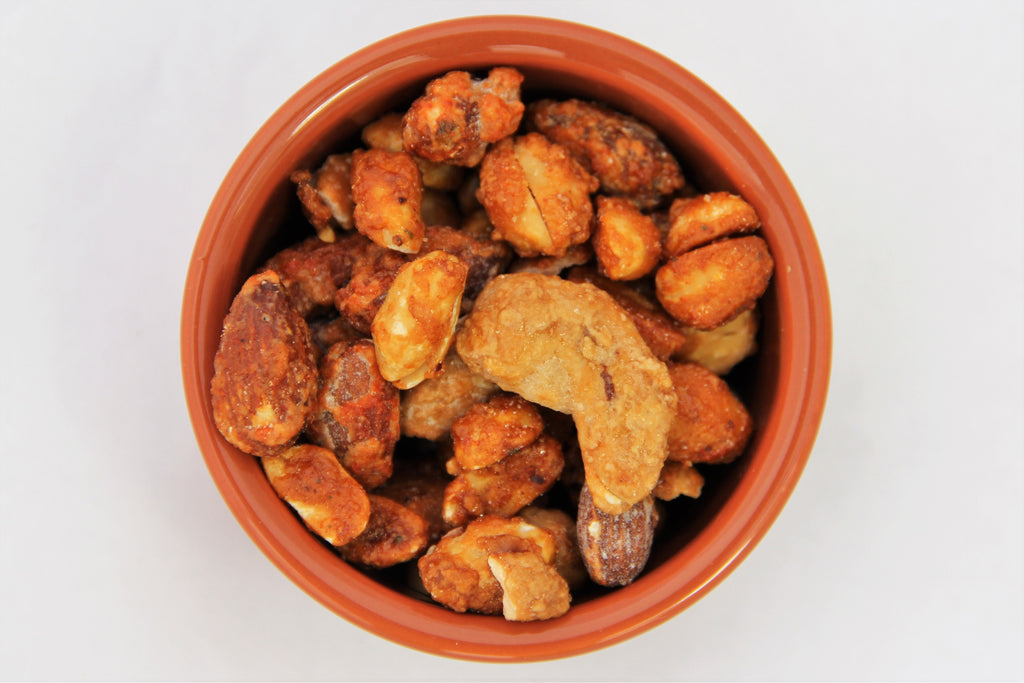 Honey Spiced Nut Mix 41g