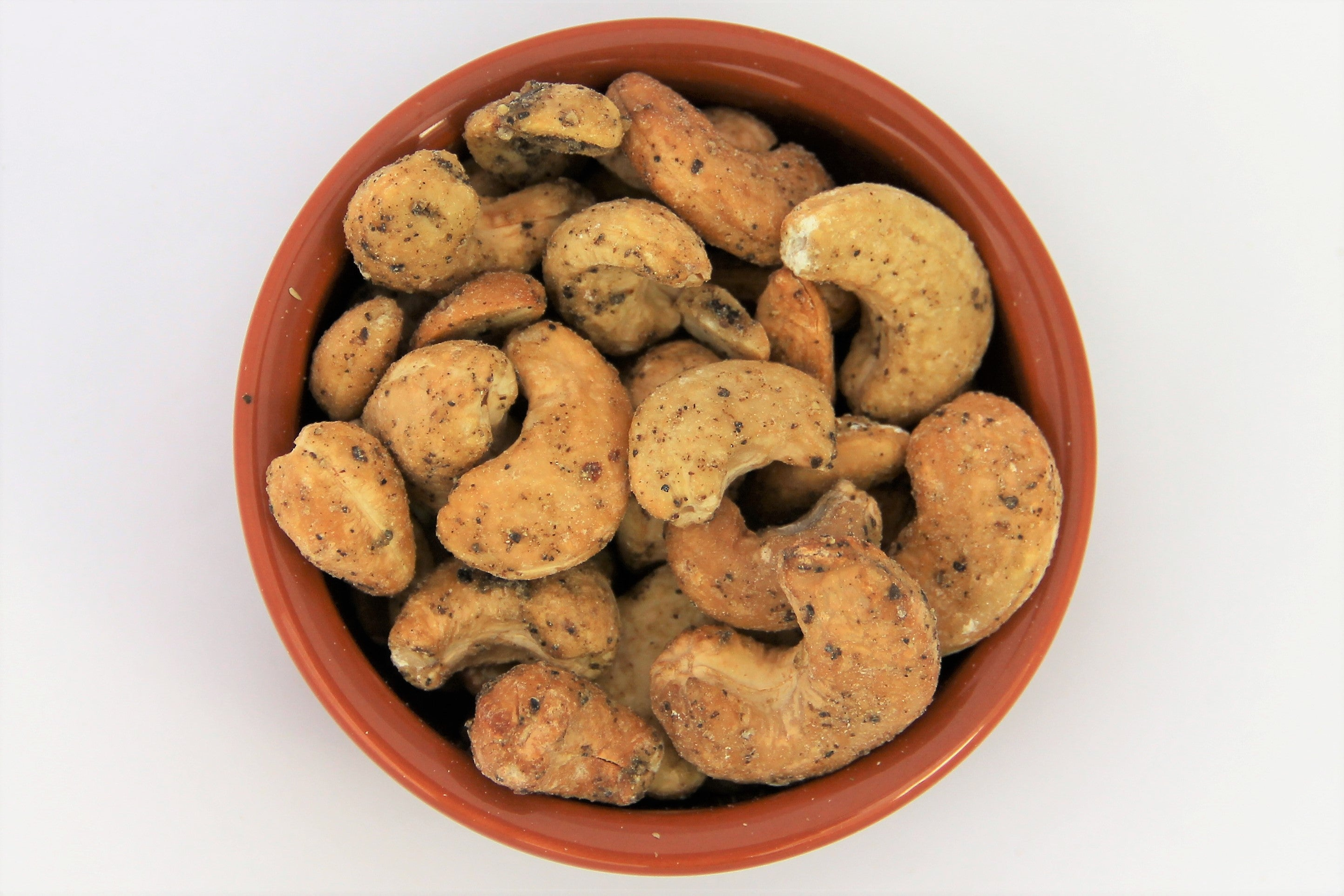 Black Pepper Cashews 41g