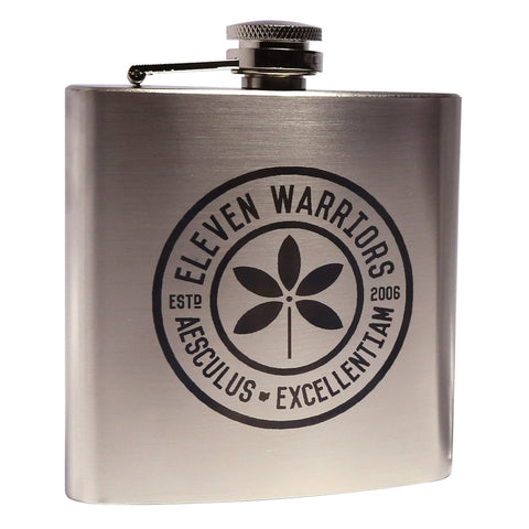 Eleven Warriors Flask