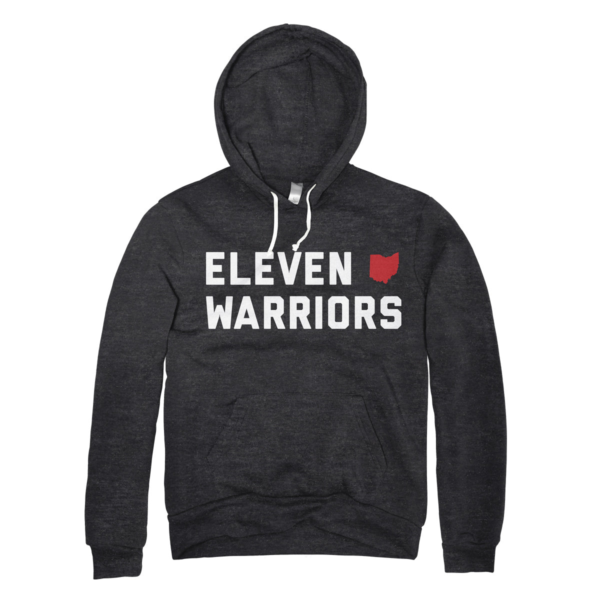 Eleven Warriors Black Hoodie