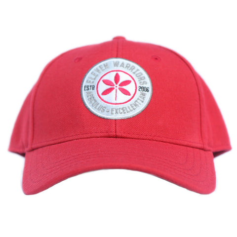 Eleven Warriors Snapback (Scarlet)
