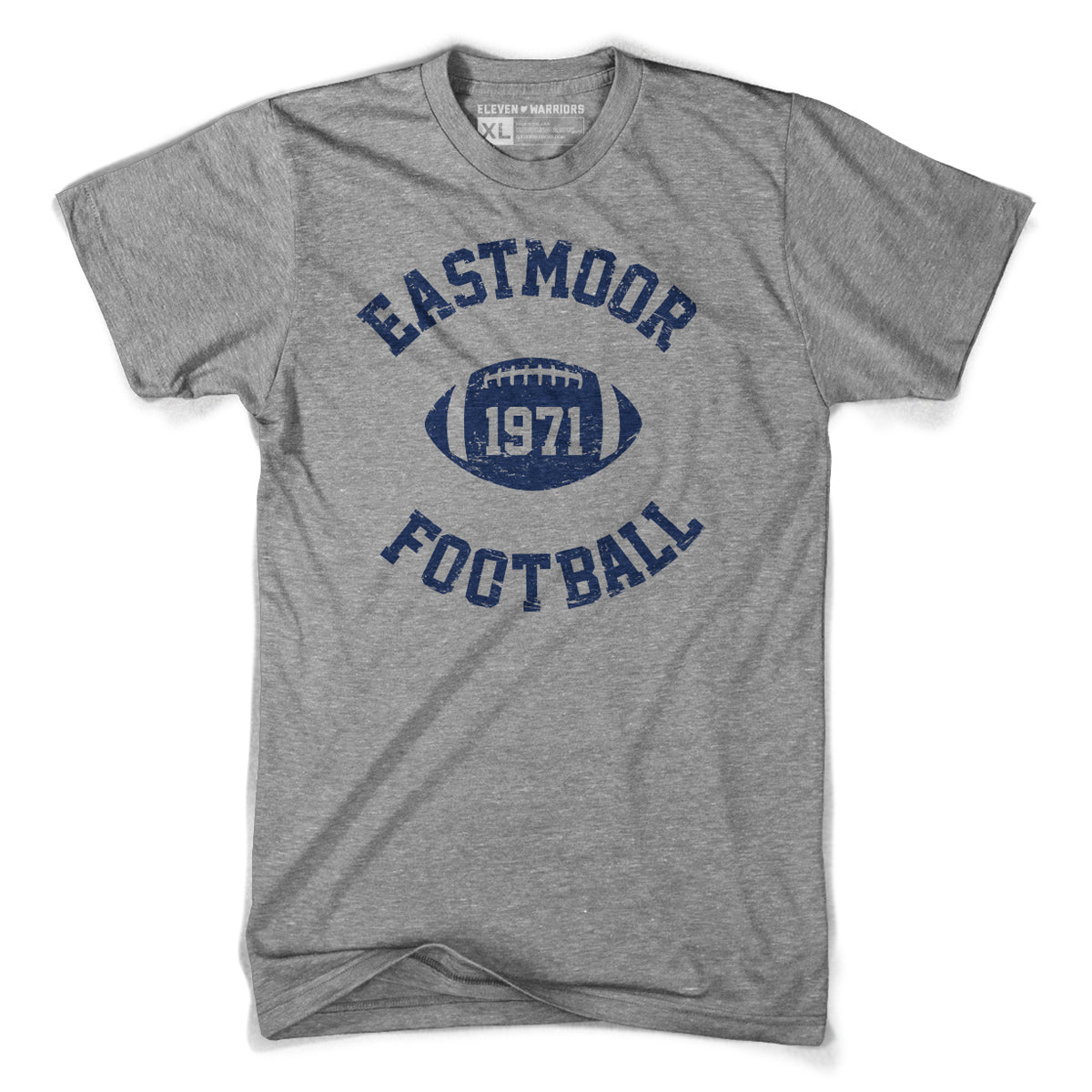 Eastmoor Football '71 Tee